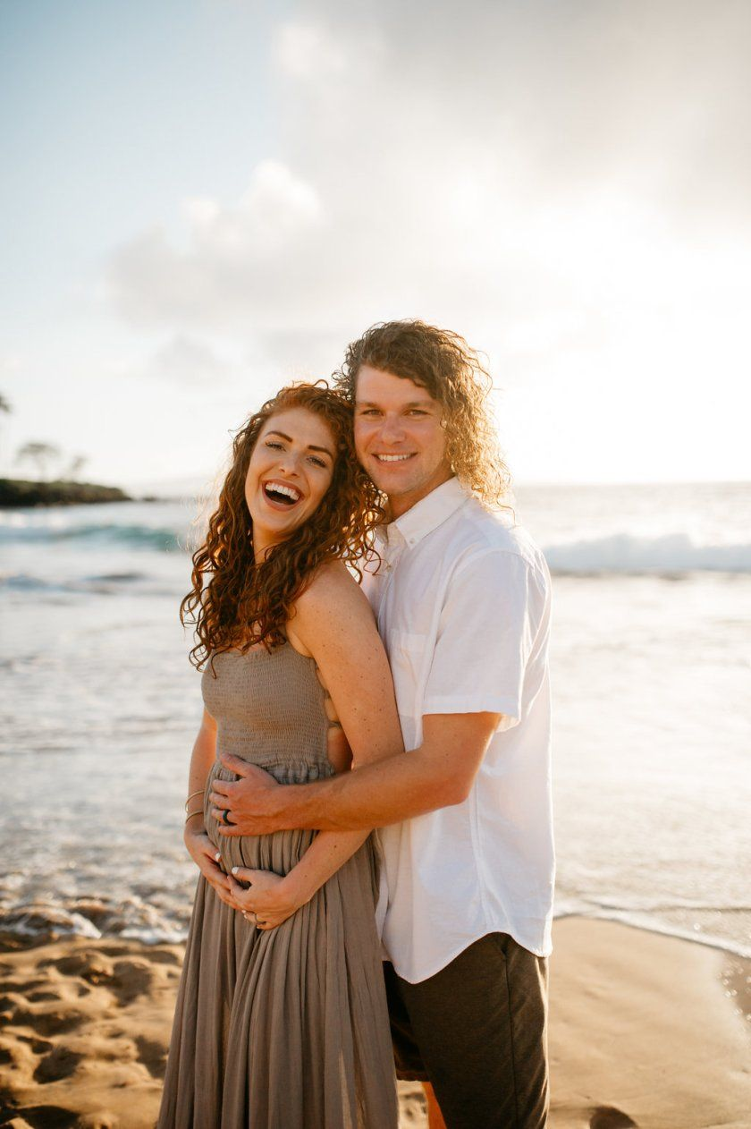 Curly beach hair jeremy and audrey roloff for What does zach roloff do for a living