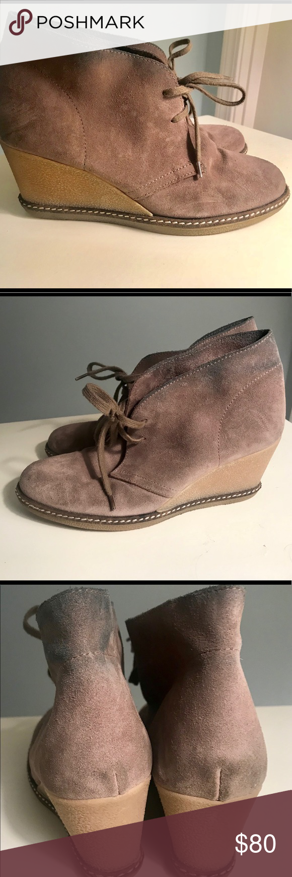 Looks - How to macalister wear wedge boots video