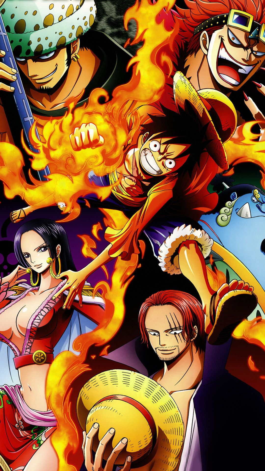 one piece anime wallpaper Animasi, Gambar manga, Seni anime