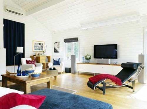 Modern Living Room /Chaise/Designer Furniture (1) Design-Modern