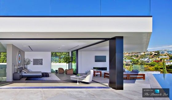 $29.95 Million Luxury Residence   1442 Tanager Way, Los Angeles, CA