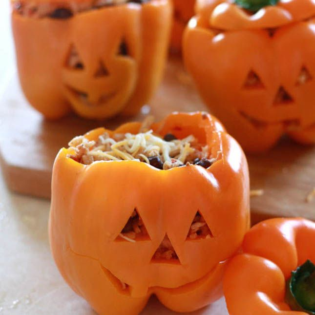 14 Make-Ahead Halloween Treats for a Stress-Free Party Stress free - spooky food ideas for halloween