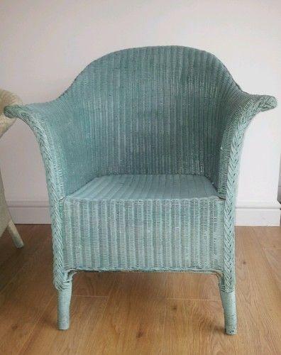 Original Lloyd loom chair | eBay | house | Pinterest