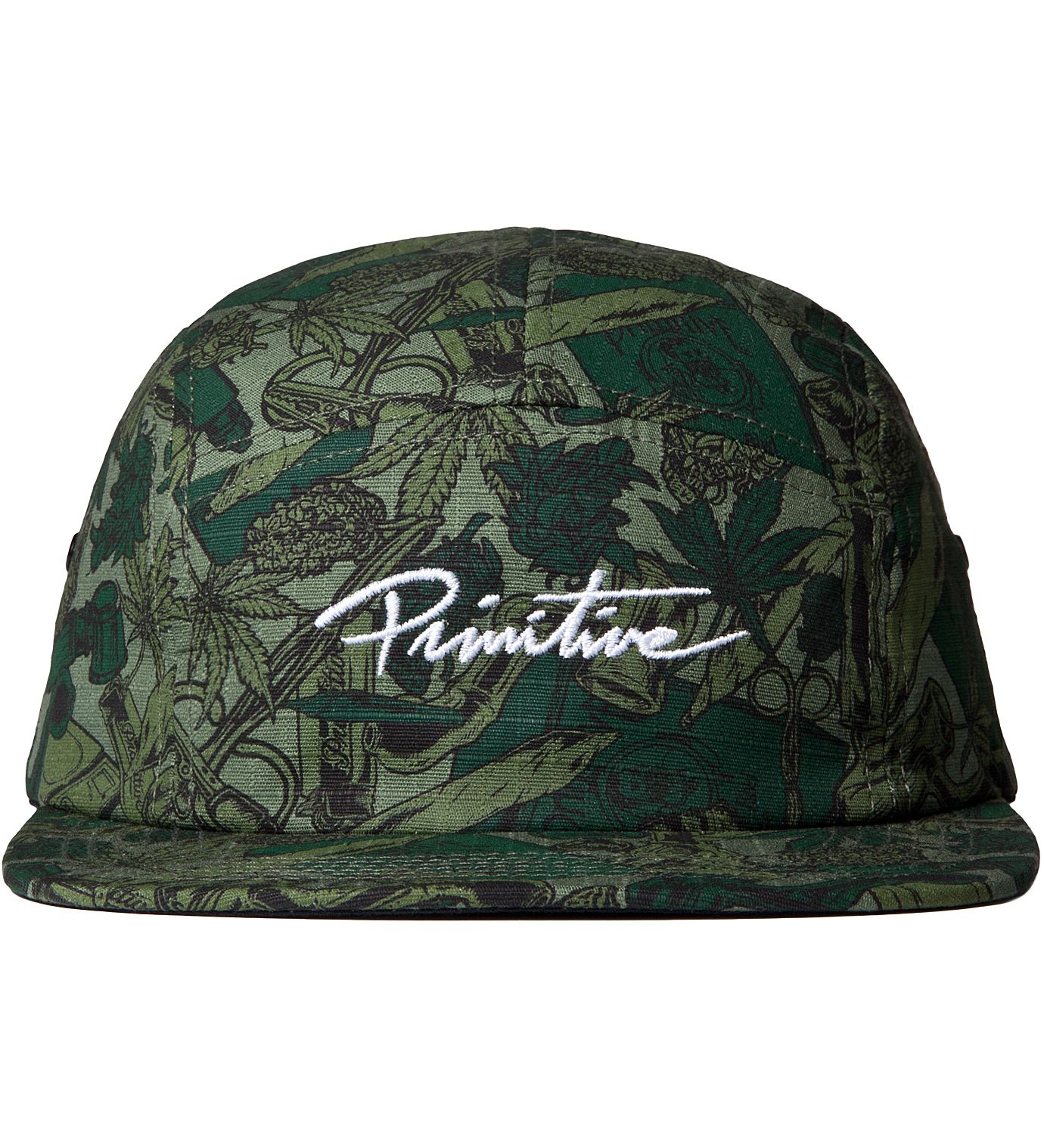 a7f5e7f4185 Military Green Smokers Only 5 Panel Cap  34 USD