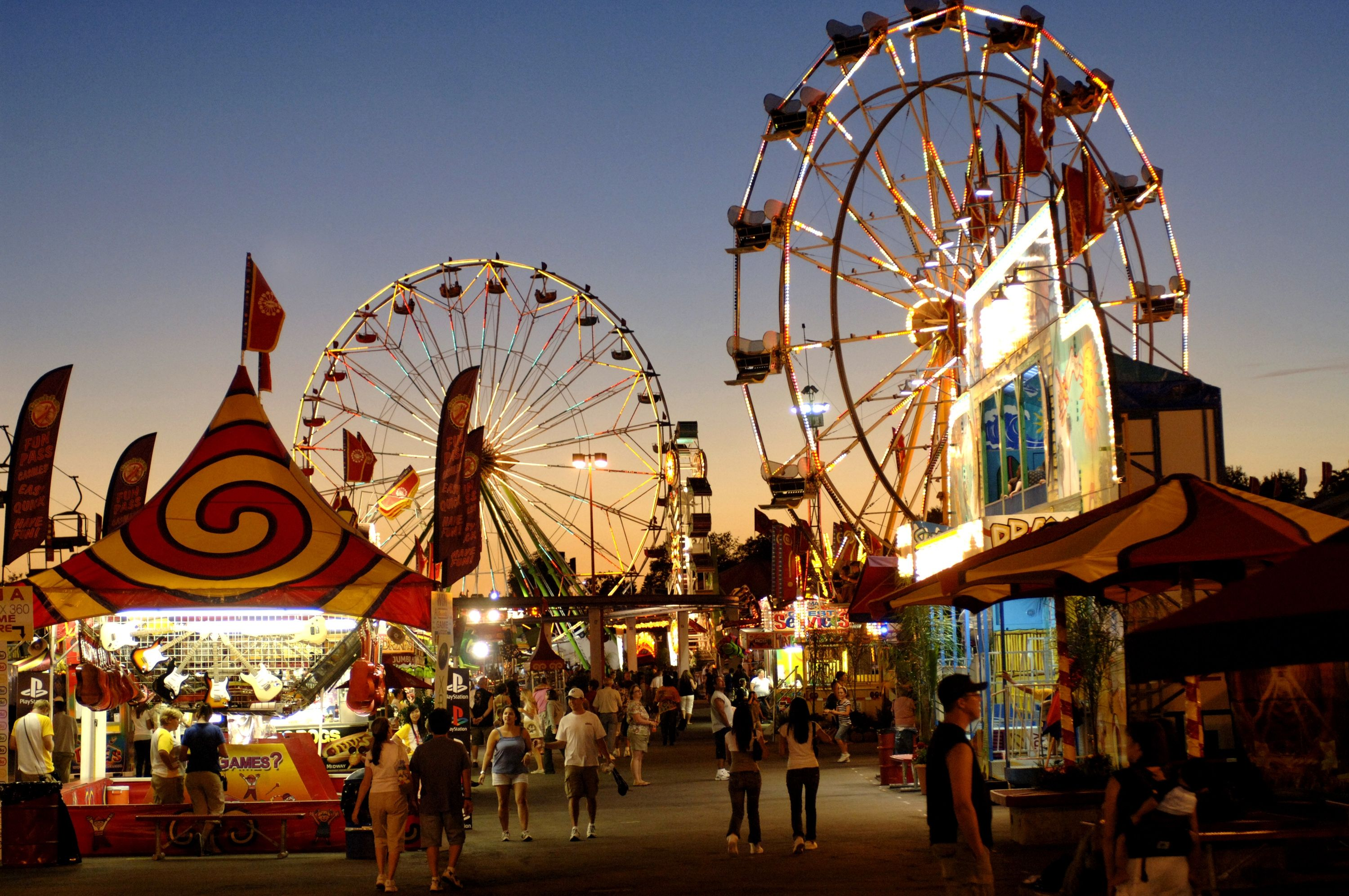 Americas greatest state fairs the weather channel