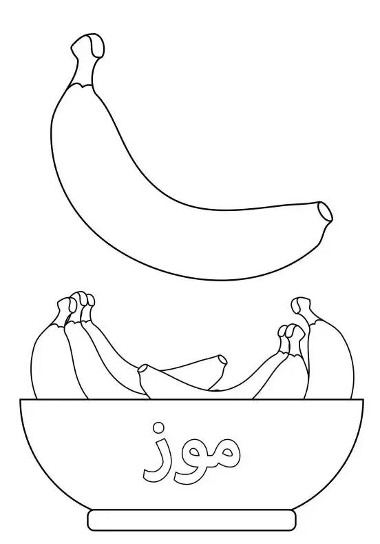 رسم للاطفال للتلوين الفاكهة Pdf سهل رمان In 2021 Drawing For Kids Colorful Drawings Fruits For Kids