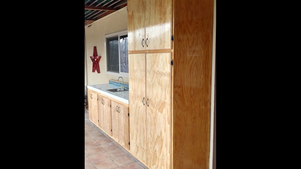 20+ Making Plywood Cabinet Doors - Kitchen Design and ...