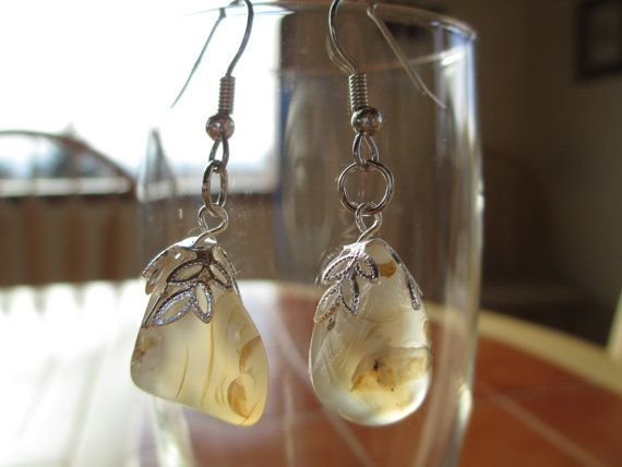 Yellowstone Montana Agate by GalGlam on Etsy, $25.00