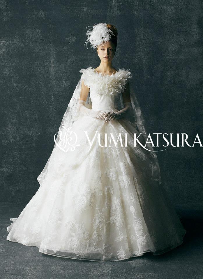 Pin by виктория on Yumi Katsura   Pinterest   Bridal gowns