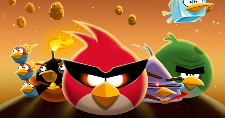 free angry play birds online games space
