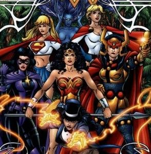 women superheroes | the thing about female superheroes is there s lots of  them in comics