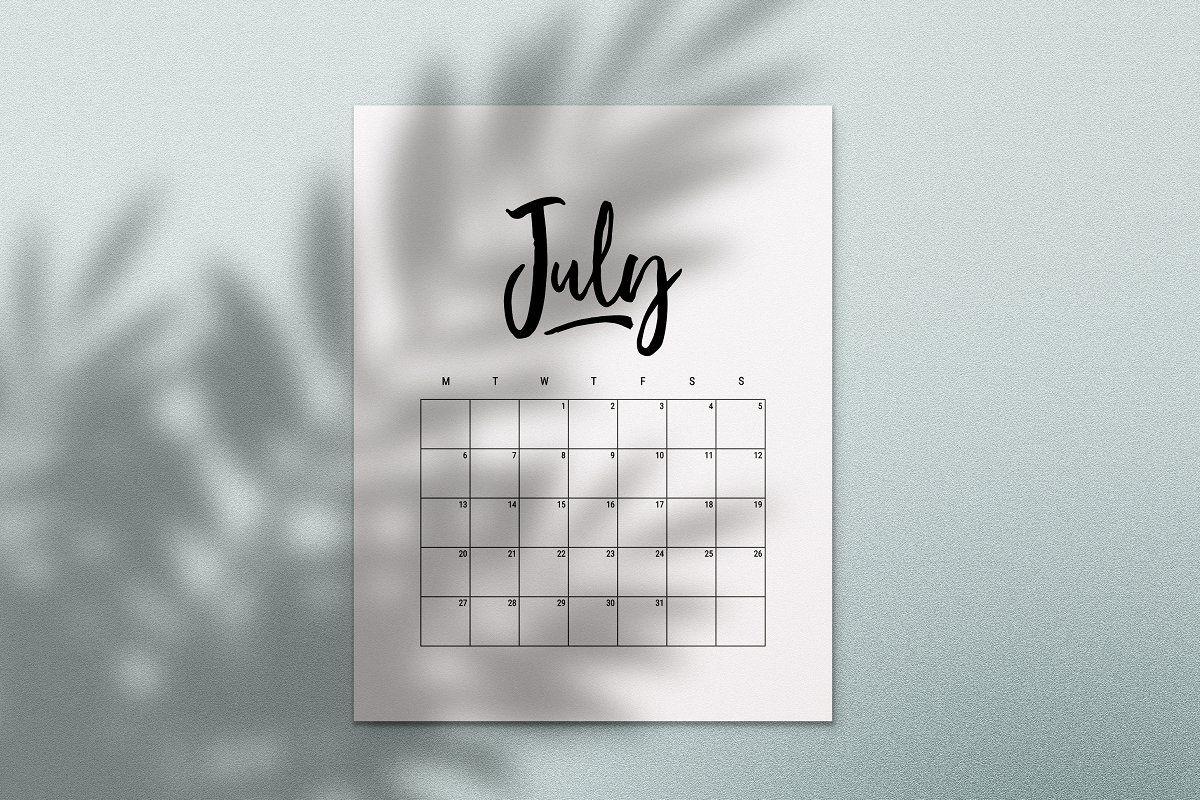 Calendar 2020 Planner (With images) Calendar template