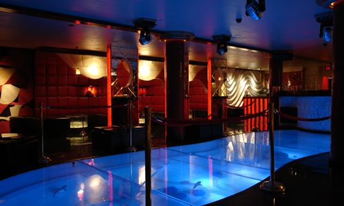 Qua Bottle Lounge Austin Texas Designed To Raise