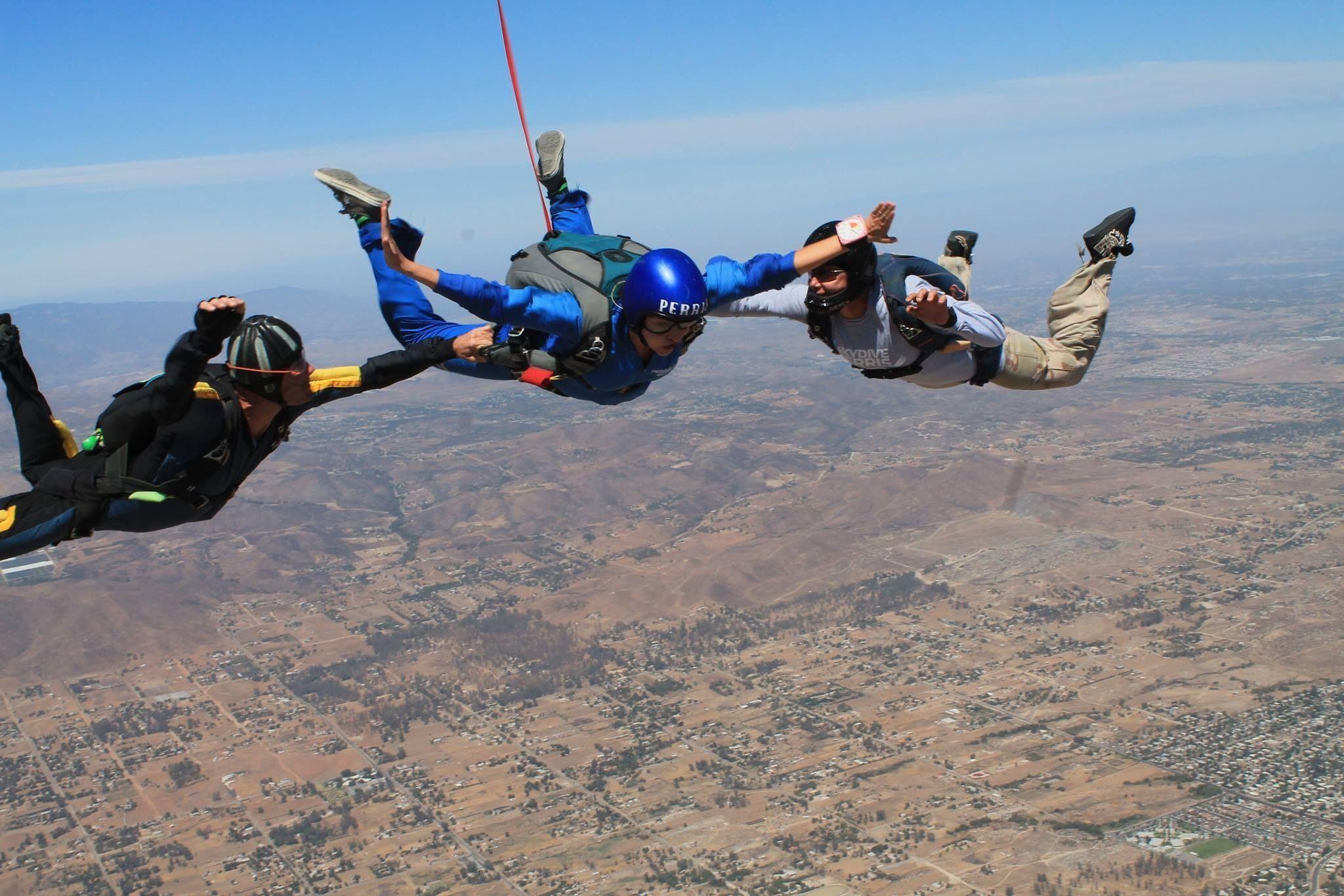Aff Level 2 Jump Life Skydiving Challenges