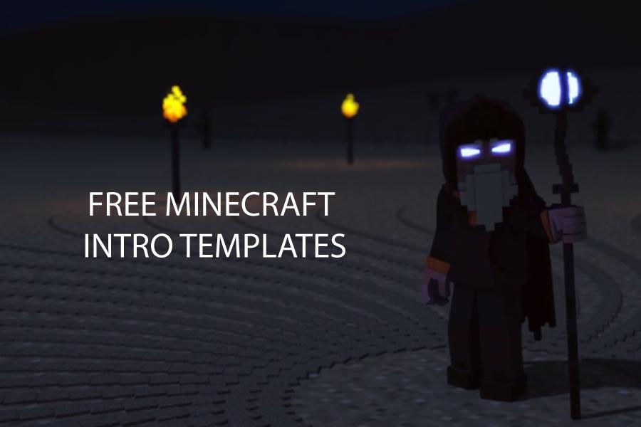 How To Create Free Minecraft Intros Online Blogging
