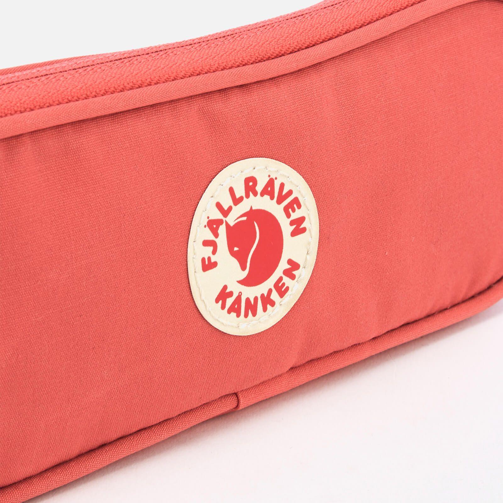 SALE EVENT Fjallraven Kanken Pen Case Peach Pink