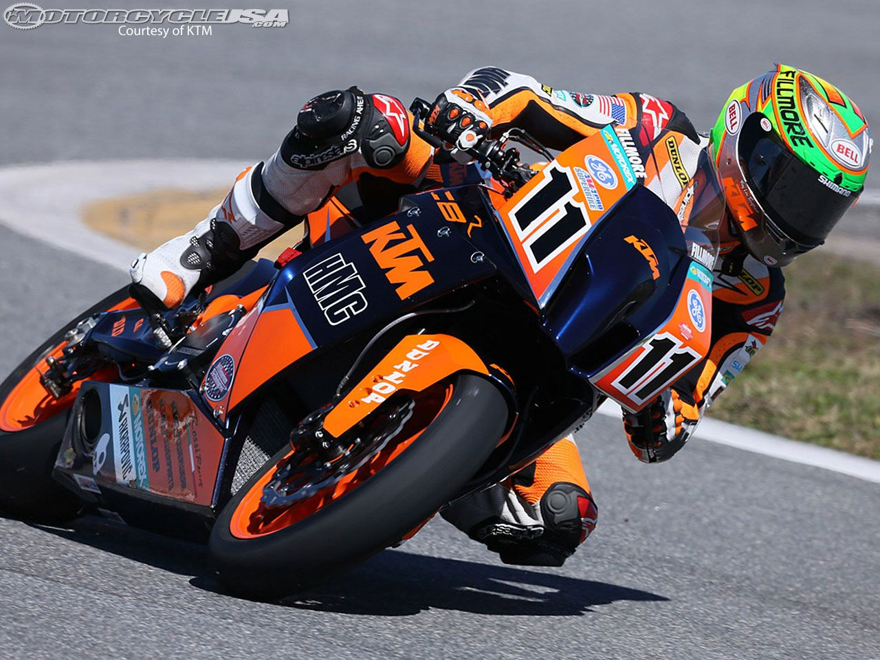 KTM/HMC to Compete in Superbike Shootout Product Reviews