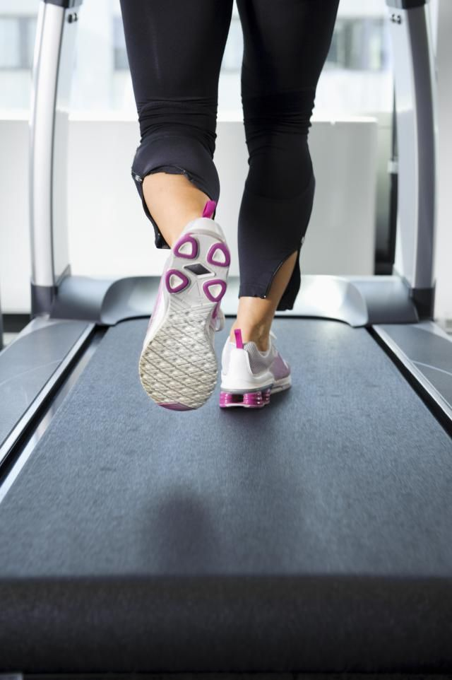 Get Ready for the Trail With a Treadmill Hiking Workout