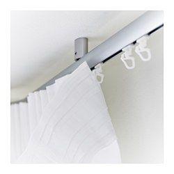 Tringles à rideaux et rails - Tringles à rideaux - IKEA | Curtain ...