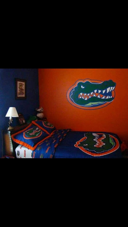 I So Want To Design A Gator Room