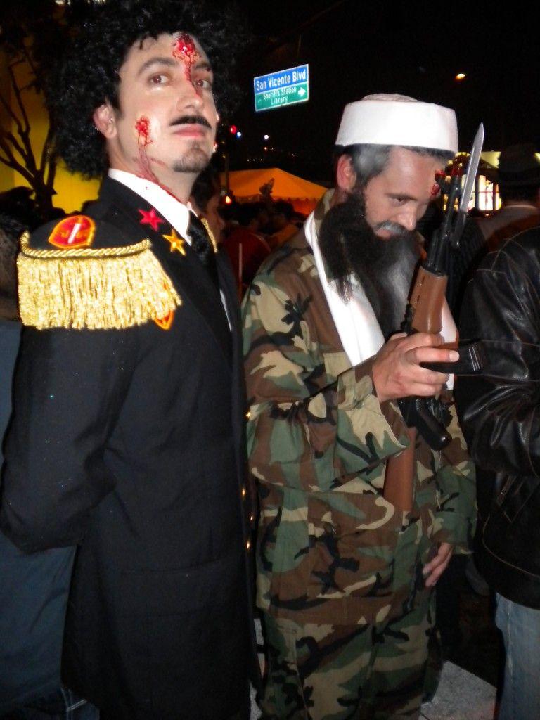 Saddam Hussein and Osama Bin Laden Halloween Costumes | Halloween ...