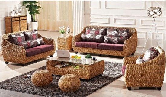 Muebles de rattan para interiores | DECORACIÓN | Pinterest ...