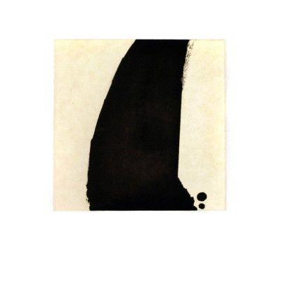 "Michael Osborne Monolith #4 Sugarlift, aquatint, chine colle 14\""x15\""  $700."