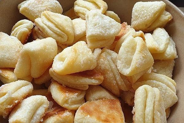 Russische Quarkplätzchen von mascobabe   Chefkoch