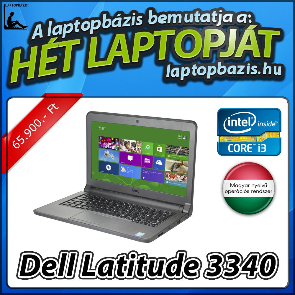 Dell Latitude 3340 laptop 5b3e546abc