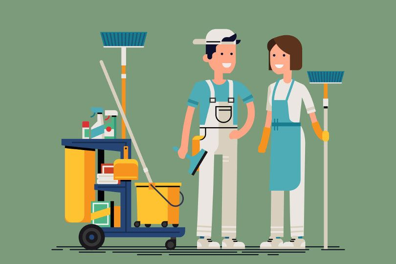 How A Commercial Cleaning Company Can Save Your Business