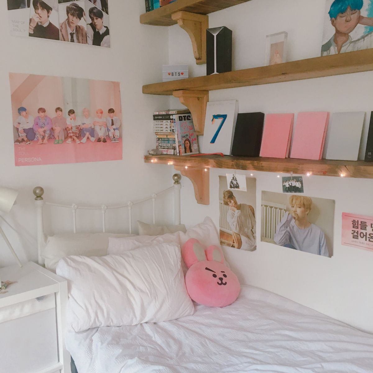 Bts Kpop Bedroom Room Ideas Bedroom Army Room Decor Aesthetic Bedroom