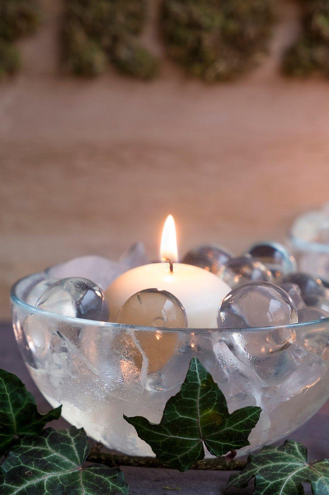 Pin Op Theelichtjes Kaarsen
