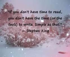 stephen king quotes the most important things | the most important things are the hardest things to say they are the ...