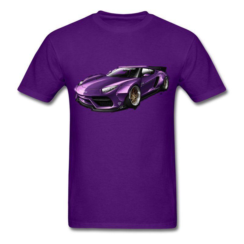 Liberty Walk Widebody Lamborghini Asterion - t-Shirts and Hoodies