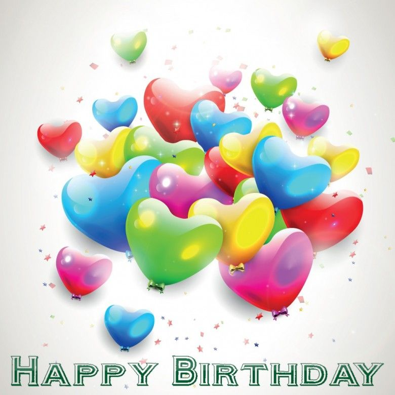 Free Greeting Cards Happy Birthday Balloons with Quotes – Birthday Cards Free