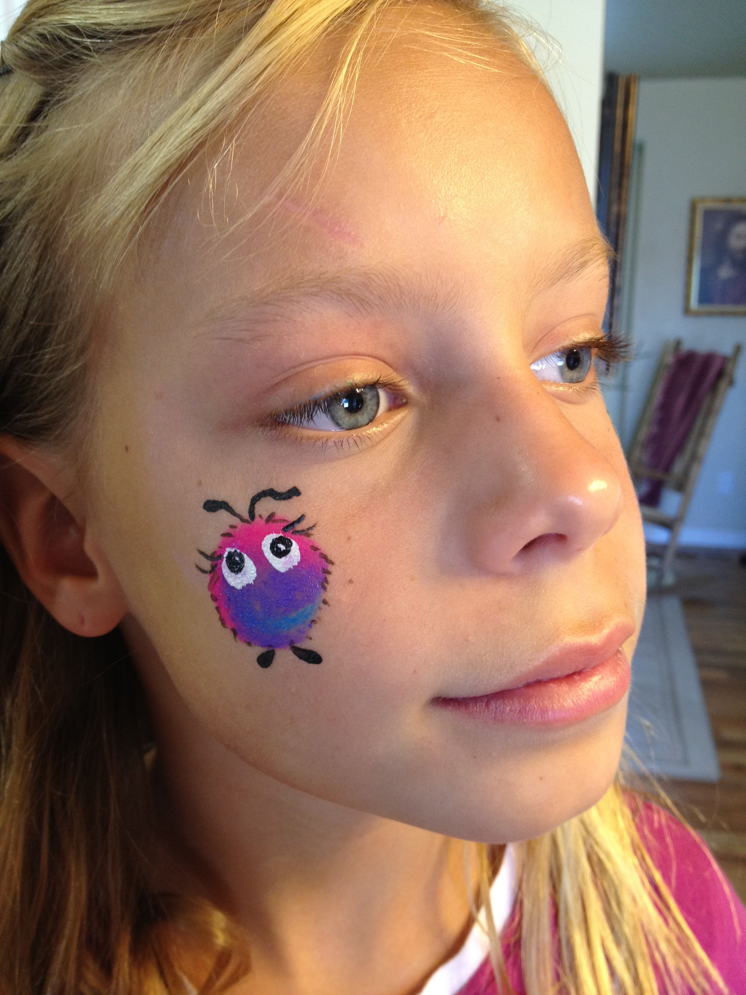 The Other Cheek Face Painting and More! - Sacramento, CA