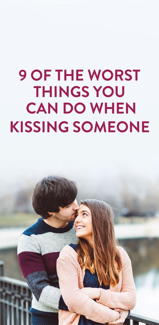 9 Of The Worst Things People Do While Kissing According To Reddit
