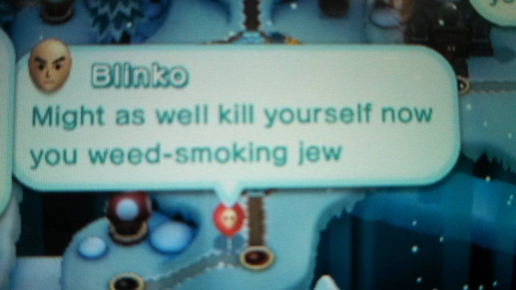 The New Super Mario Bros U miiverse comments can be so helpful. (Sorry for bad quality) Find Crazy stuff to Pin here: http://bit.ly/KBZjt5