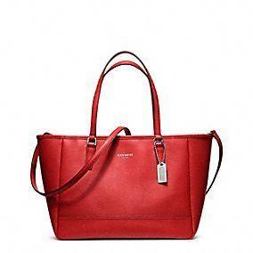 d48f5189b9 Coach :: Saffiano Crossbody City Tote | COACH | Bags, Handbag stores ...