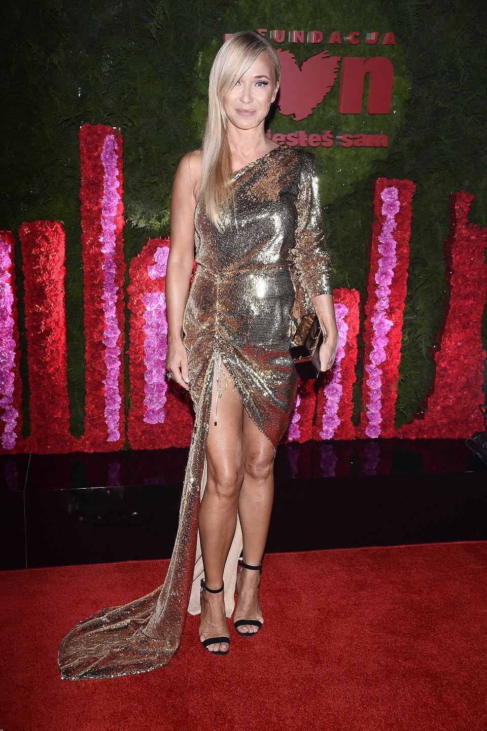 Joanna Przetakiewicz Red Carpet Style Bal Dramat I Gwiazdy