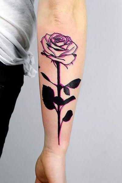 35 beautiful rose ta