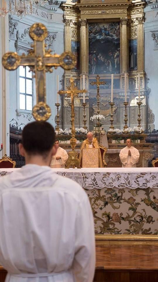 Solennità di San Domenico 2015   Messa solenne presieduta da Mons. Ravinale Vescovo di Asti