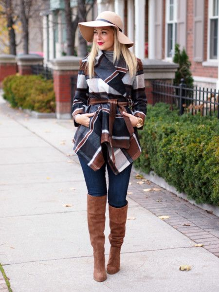 Knee High Boots Winter Fashion Outfits Fashion Casual