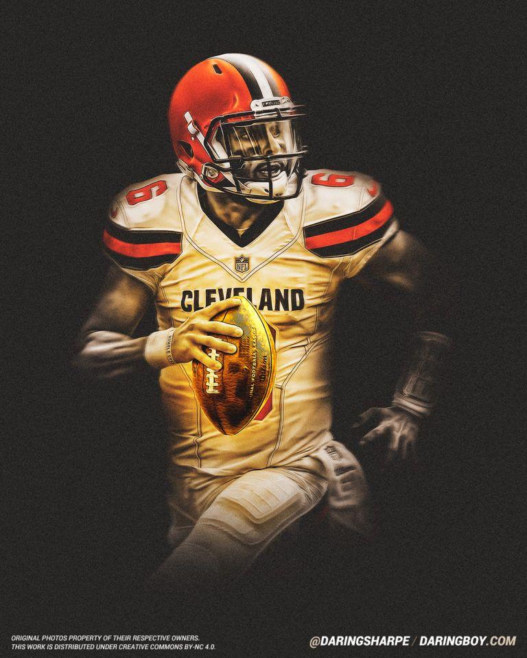Baker Mayfield, Cleveland Browns Daring Boy Interactive