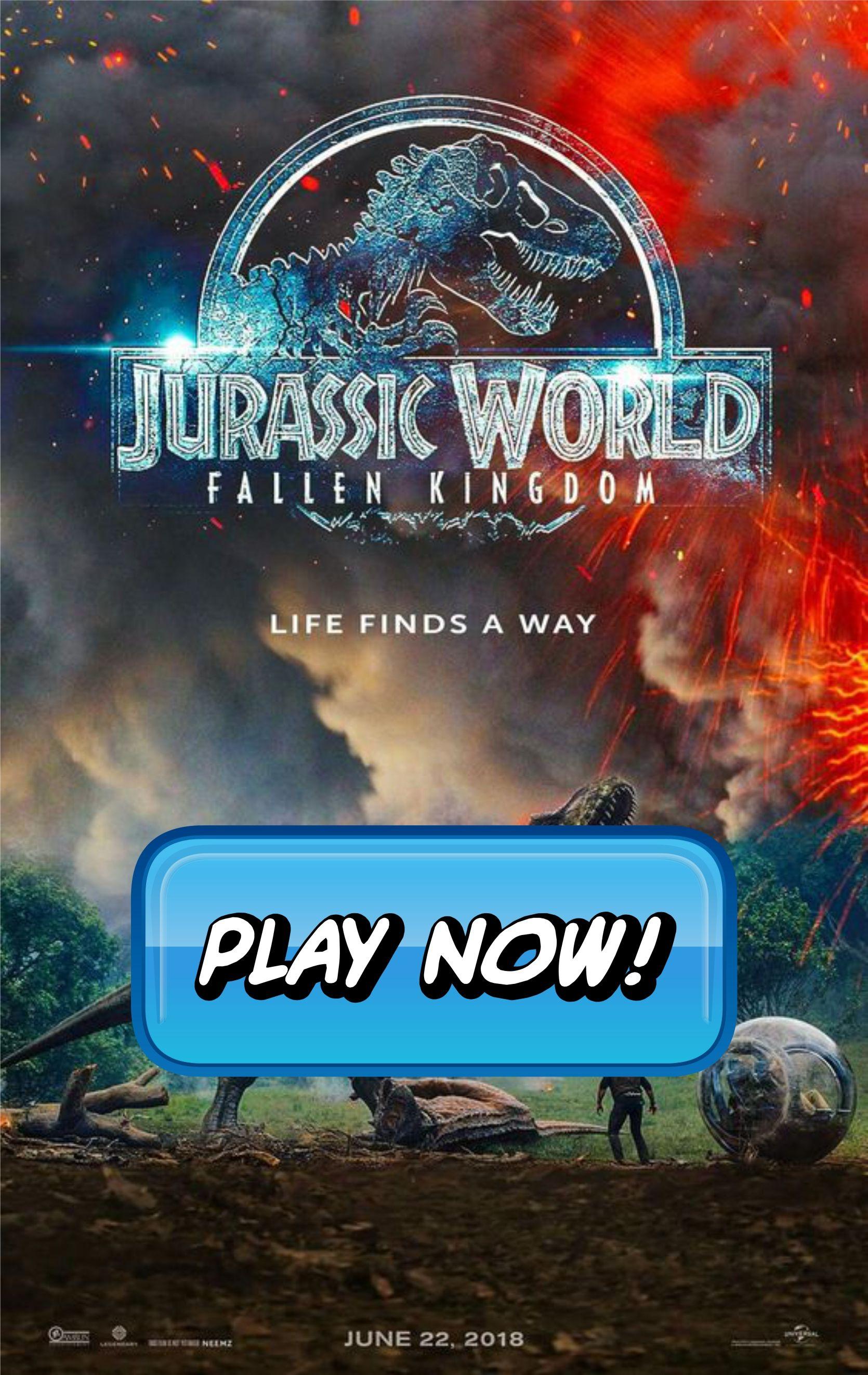 Ver Jurassic World El Reino Caido 2018 Online Espanol Pelicula Hd Completa Falling Kingdoms Jurassic World Fallen Kingdom Jurassic World