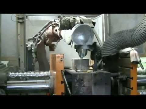 Gravity Die Casting Machine in Action - YouTube | Die