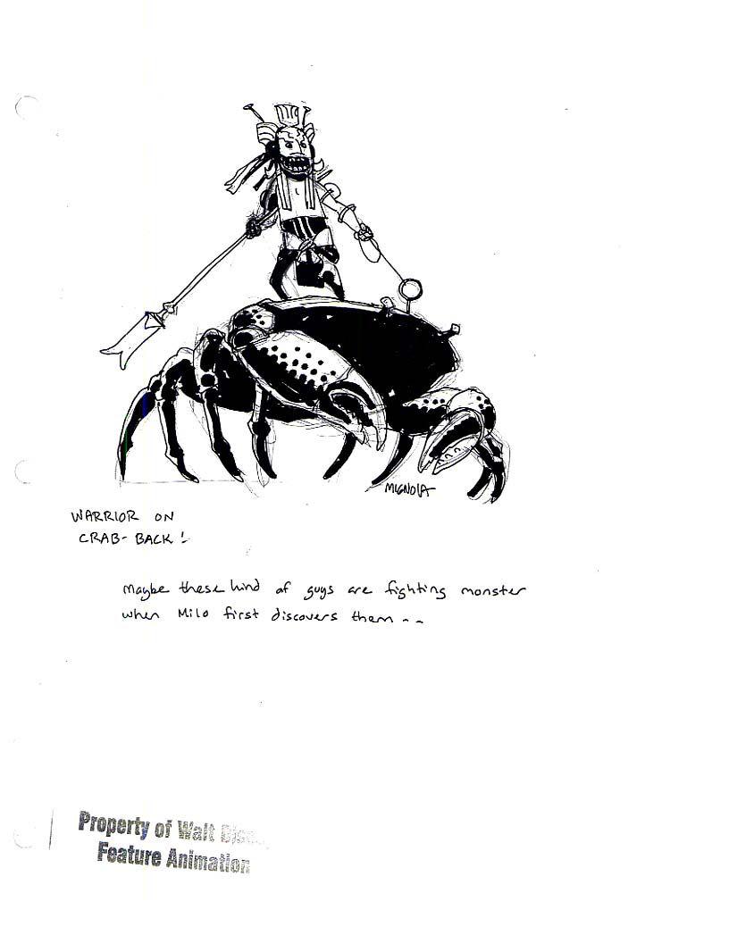Les Énigmes de l'Atlantide [DisneyToon - 2003] Cd5ae6c1285f3b87d90bf52f0adef245