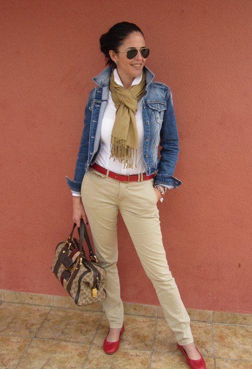 Mode die ich selber trage... #womensworkoutfits
