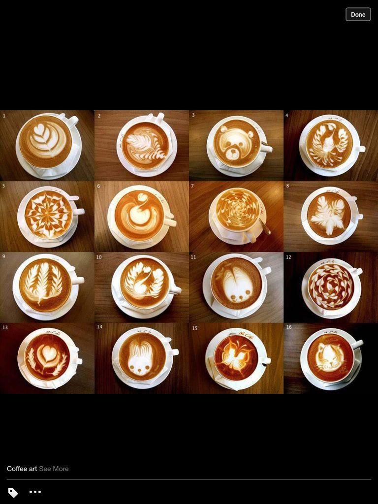 I need to work on my latte art.