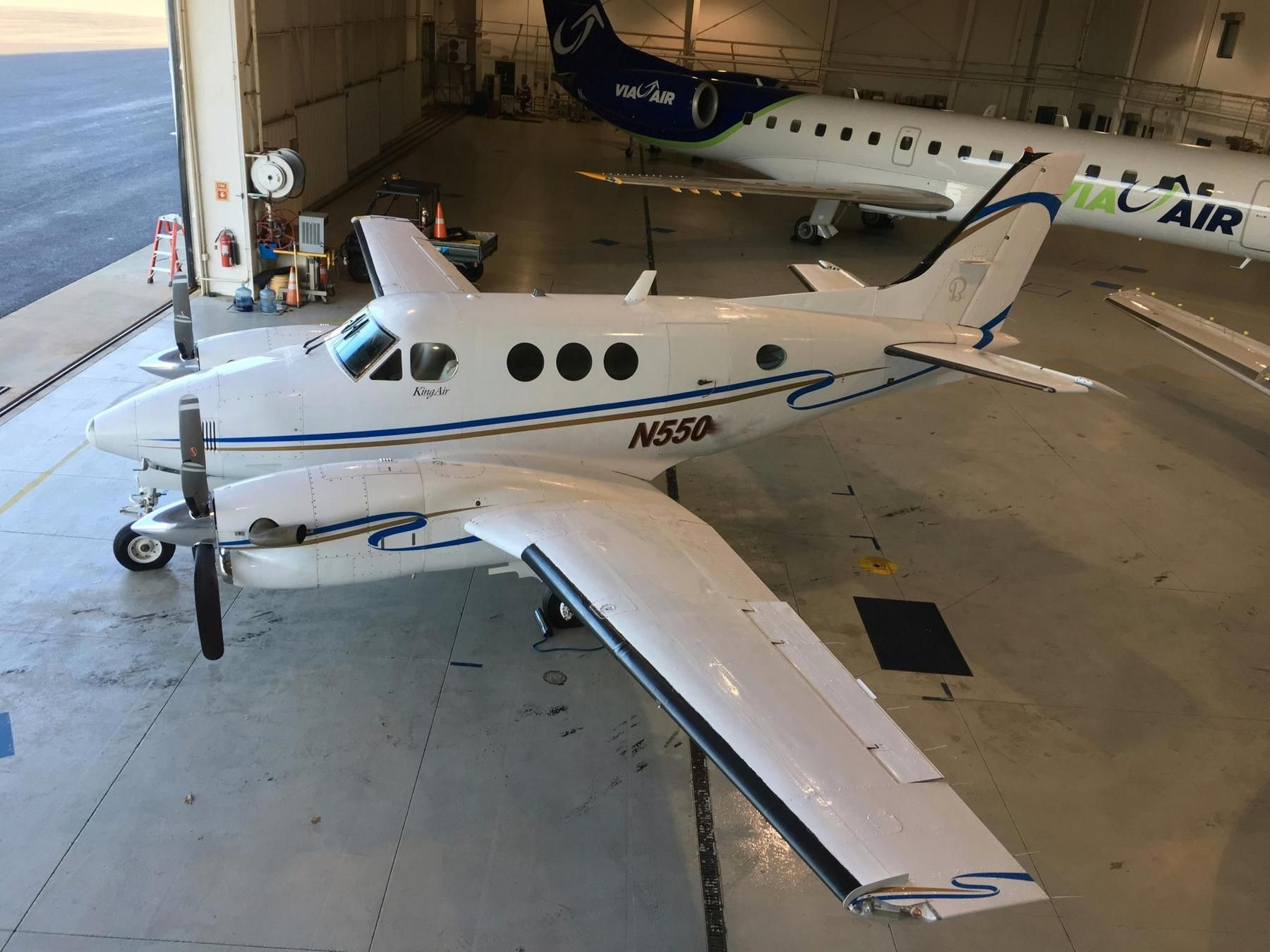 2004 Beechcraft King Air C90B for sale in (KILG
